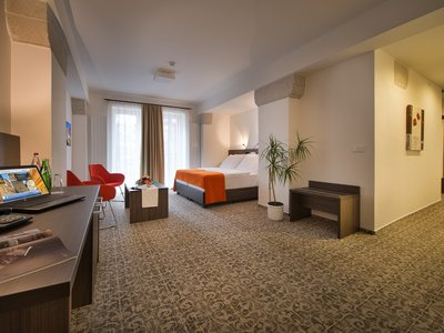 EA Business Hotel Jihlava**** - апартамент