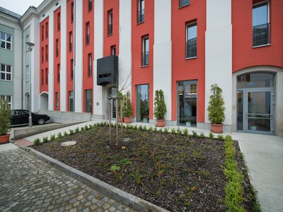 EA Business Hotel Jihlava**** - hotel building
