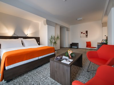 EA Business Hotel Jihlava**** - suite