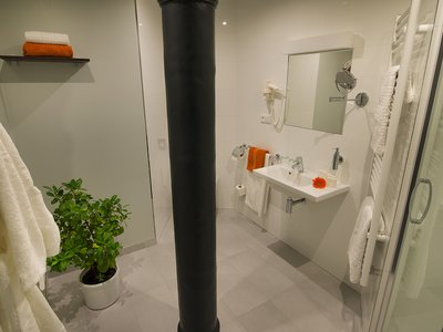 EA Business Hotel Jihlava**** - bathroom