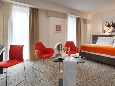 EA Business Hotel Jihlava**** - double room