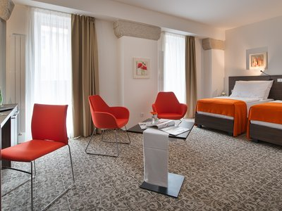 EA Business Hotel Jihlava**** - double room (twin)